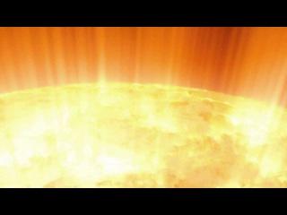Создание 3D видео заставки в стиле голливудской кинокомпании Universal Studios (солнце)