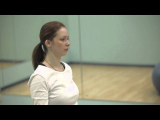 Лечебная шейная гимнастика