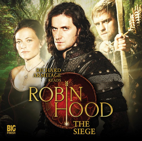 Robin Hood - All released items from Big Finish