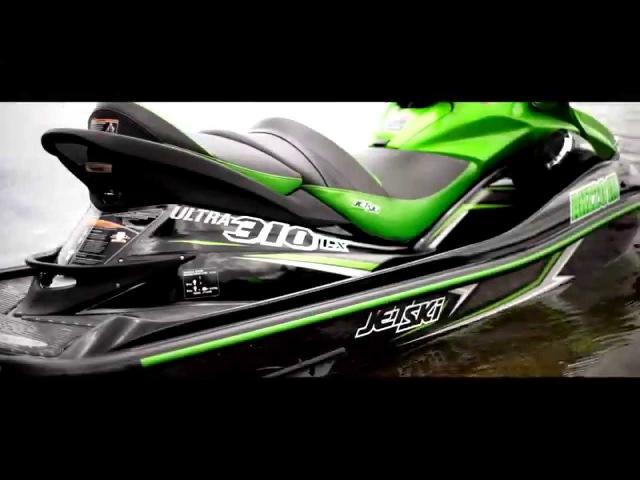 Kawasaki Ultra 310LX/R Jet Ski Promo Video