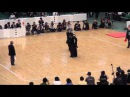 All Japan Kendo Tournament 2014 Semi Final Takenouchi vs Hatakenaka