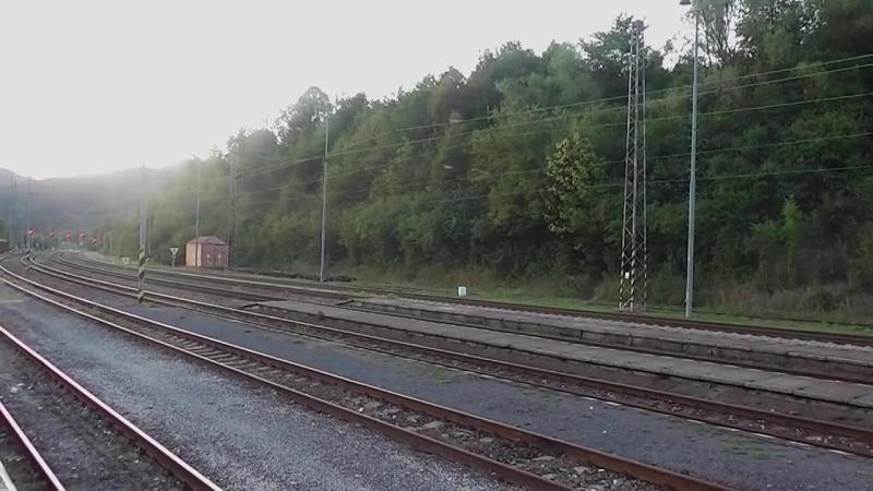 Zeleznice - Do Puchova