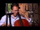 Yo-Yo Ma, Stuart Duncan, Edgar Meyer, Chris Thile - Here and Heaven (In-Studio Video)