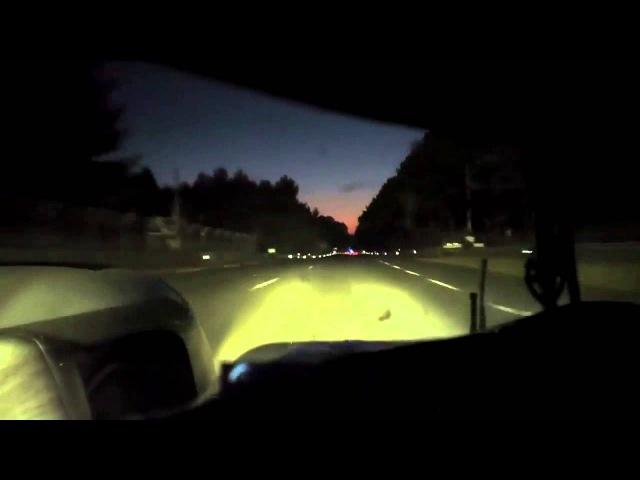 2014 24 Hours Le Mans - Audi 2 Onboard (20:08-01:32)