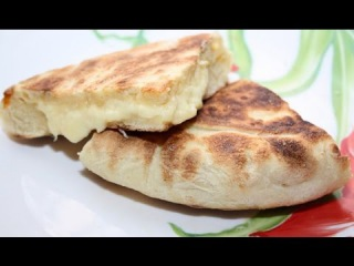 Хачапури по тбилисски Пошаговый рецепт с фото