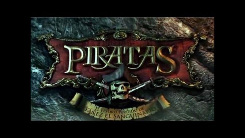Пираты Испания Исторический сериал 8 серия