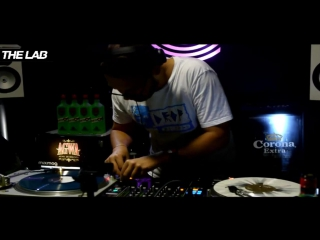 DjRUM jungle & hip hop sets in The Lab LDN