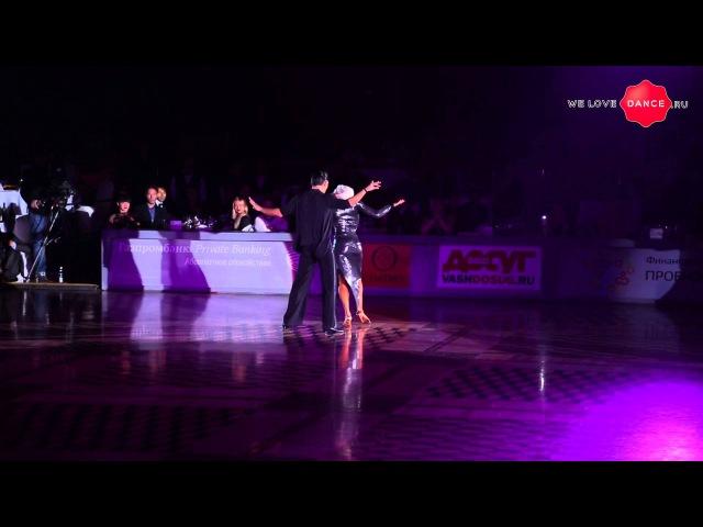 WLD Michael Malitowski Joanna Leunis. Toxic. Kremlin Gala 2014. Showdance.