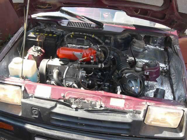ОКА 11113 инжекторный двухцилиндровый двигатель