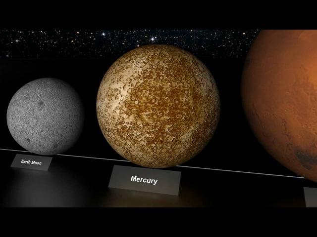 Star Size Comparison 1 (HD)