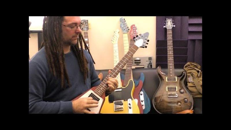 Seven Guitars Three Amps One Album Chappers Dorje Studio Setup