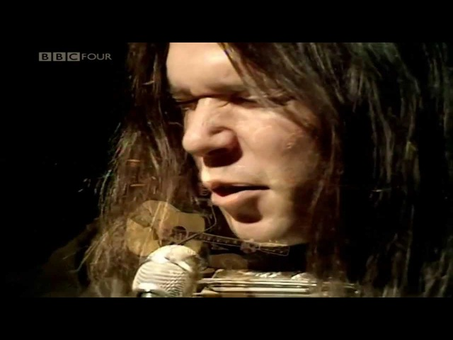 Neil Young - Old Man Heart Of Gold [1971]