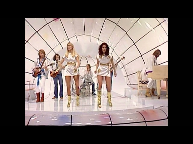 ABBA If It Wasn't For The Nights Japan 1978 HD HQ sound
