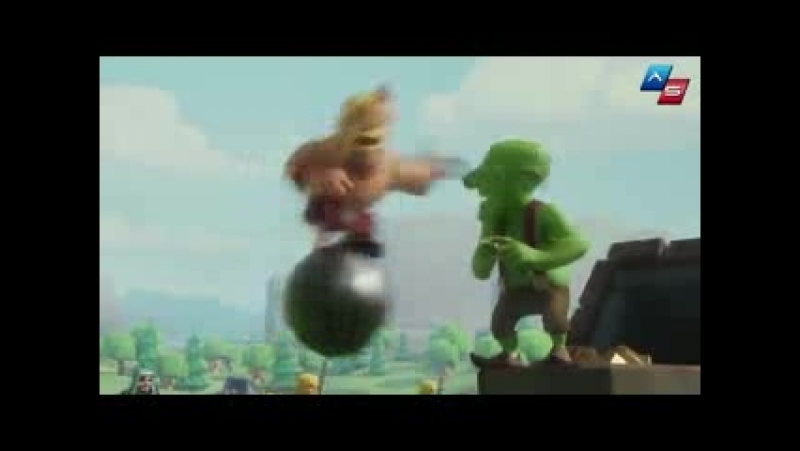 Vidmo org Clash of Clans Official Trailer TV Commercial RUS 1186590 2