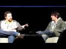 NC Comicon 2015 Gerard Way Tommy Lee Edwards Charlie Adlard 11/13/15 panel