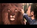 Полный Видеоурок Портрет Льва художник Игорь Сахаров