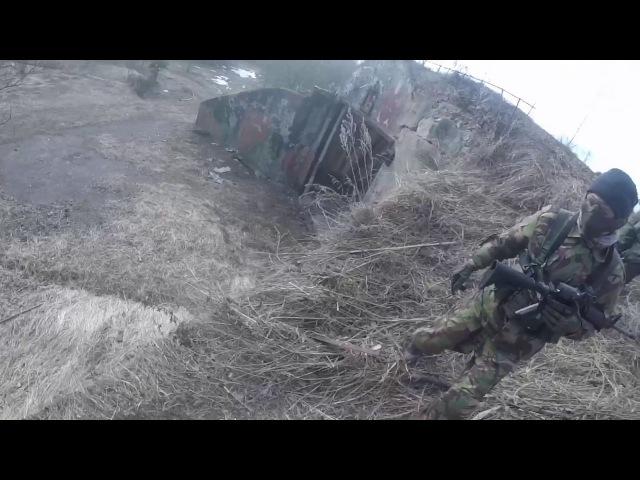 Полигон Хрустали 26 03 2017