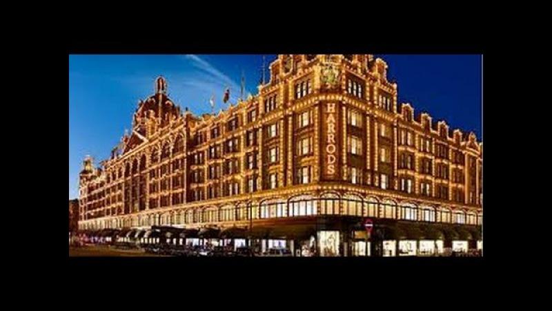 HARRODS LONDON 4K