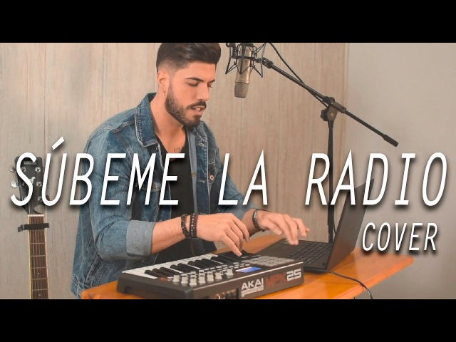 Enrique Iglesias - SUBEME LA RADIO (Ledes Díaz Cover)