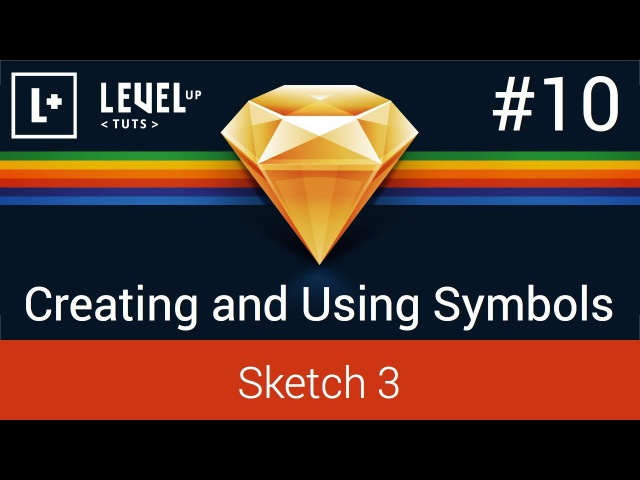 Sketch App Tutorials - 10 Creating and Using Symbols