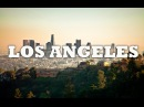LOS ANGELES с высоты птичьего полёта