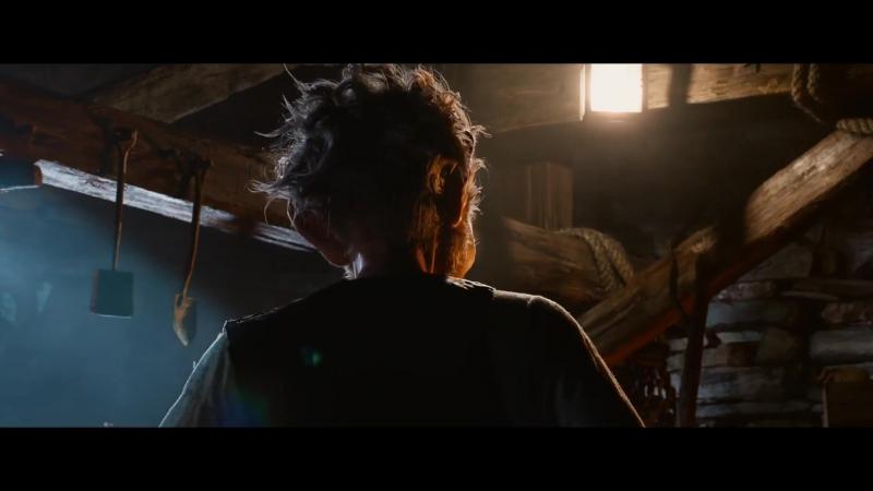 Большой и добрый великан (2016) Второй русский трейлер фильма (HD)