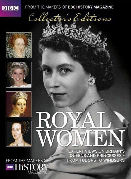 BBC History Royal Women - 2016 UK vk com stopthepress