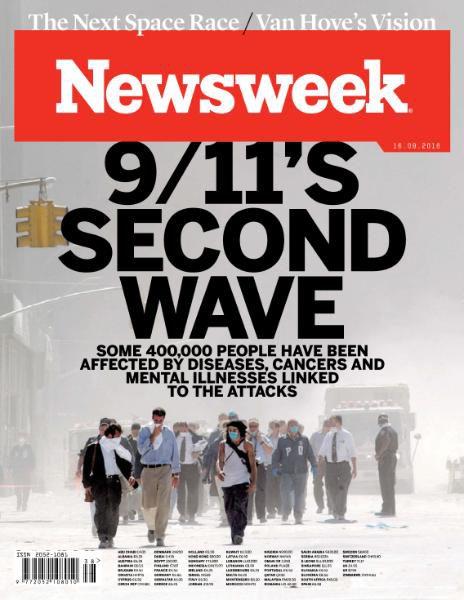 Newsweek Europe - 16 September 2016
