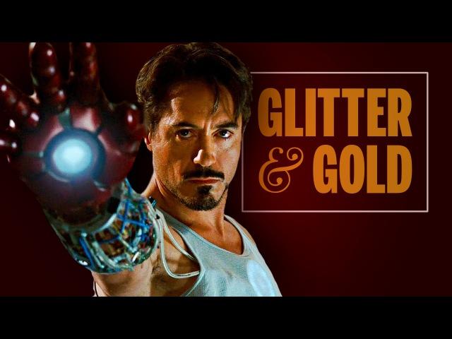 MARVEL || Glitter Gold (collab w djcprod)