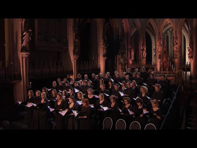 Barber AGNUS DEI arr Adagio for Strings Rotterdam Symphony Chorus LIVE