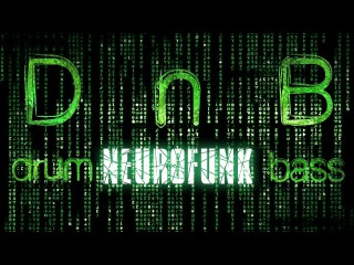 Hard Neurofunk Drum & Bass Mix (N422)