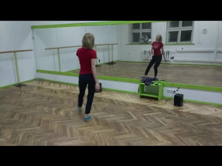 2016/10/13 - Routine #5 (1st and 2nd part)