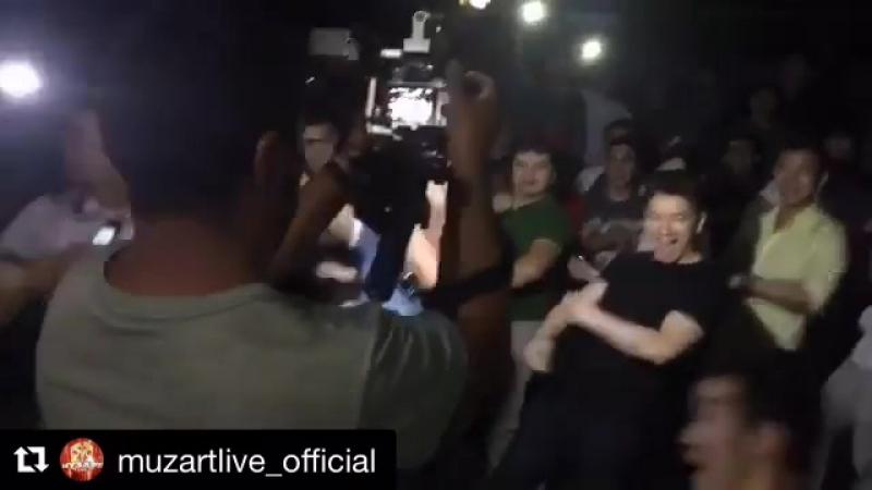 АЛЛА қаласа 17 шілде үміткер жігіттер МузАРТ live жобасының саxнасында алғаш дебют өнер көрсетпек Сәттілік тілеп шабыт бе