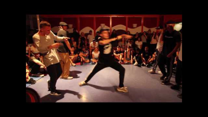 Represent Your Hood 2016 X 3vs3 Allstyle Final X Team Breisgau vs Team F-Town | Danceproject.info