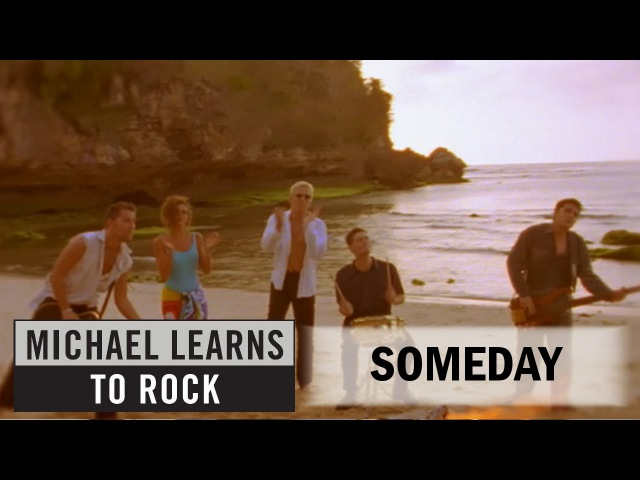 Michael Learns To Rock Someday Official Video with Lyrics Closed Caption