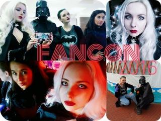 Vlog: FANCON 2016