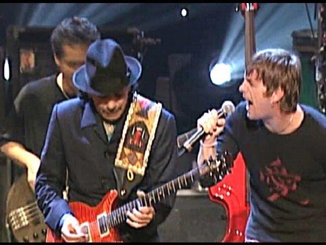 Carlos Santana Rob Thomas Smooth 1999 Live Video