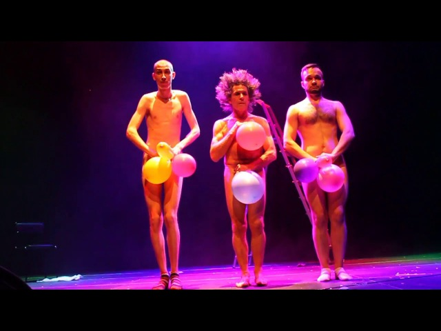 NEW! Shaw Chris Lynam (UK) Legendary dance with balls in St. Petersburg (Russia)