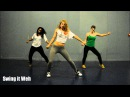 KES - Precision Wine - Dancehall Soca Choreo by Aya