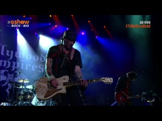Hollywood Vampires - Live Rock In Rio Completo Full Show HD