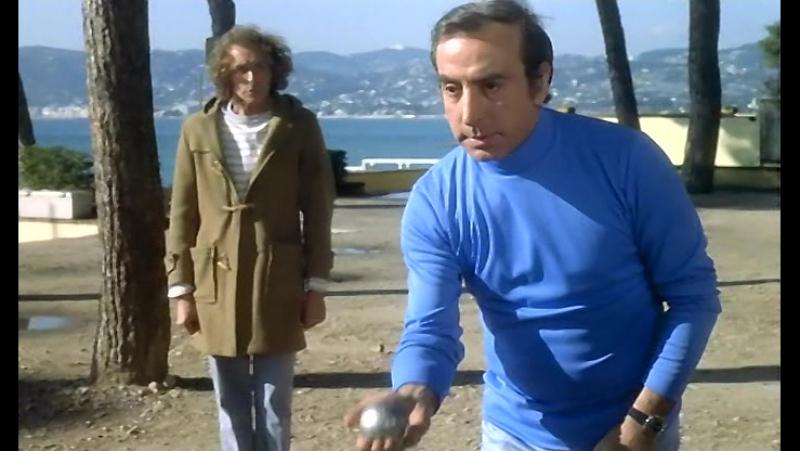 Пьер Ришар Я робкий но я лечусь Je suis timide mais je me soigne Пьер Ришар 1978 г Комедия DVDRip