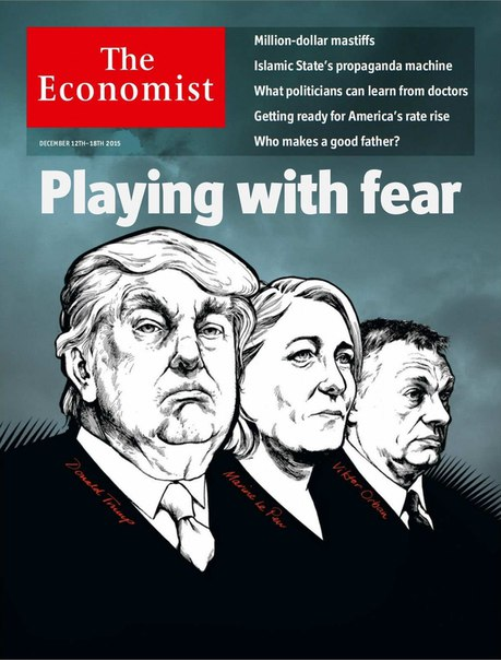 The Economist - 12 TH December - 18TH December 2015