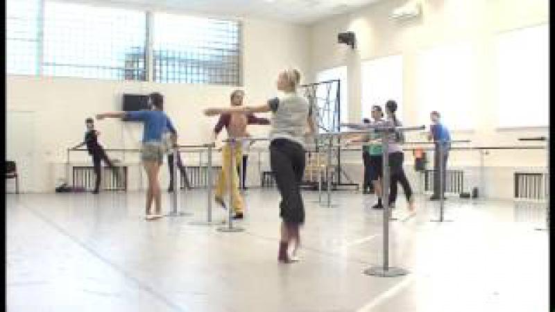 9. Stanislav Belyaevsky teaches at the Eifman Ballet