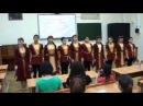 Выступление Ансамбля Искры Армении - Кочари-Ярхушта