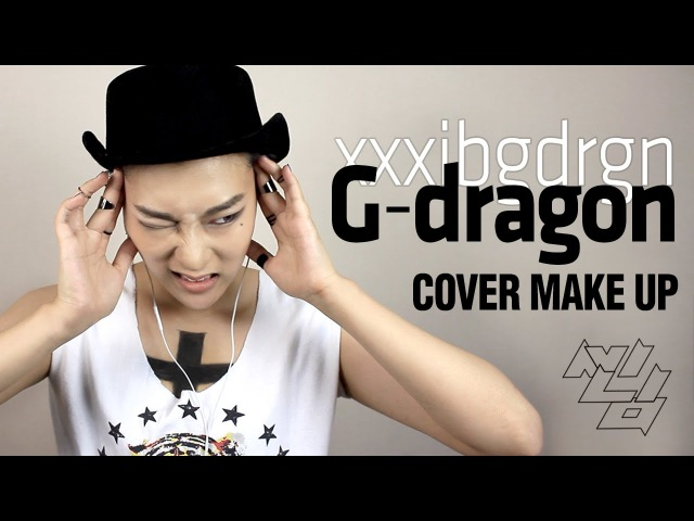 (ENG) xxxibgdrgn 지드래곤 메이크업 G-Dragon cover make up   SSIN