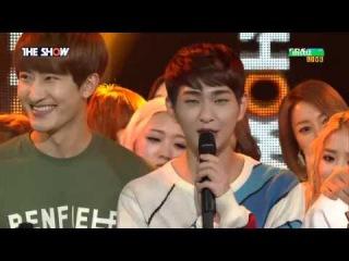 [Live HD 720p] 150609 SHINee(샤이니) - No.1 @ The Show