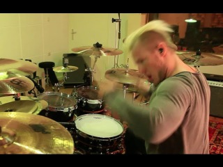 "Meinl Artist Tobias Mertens - ""Full Metal Who"" Lord Of the Lost - Drum Video"