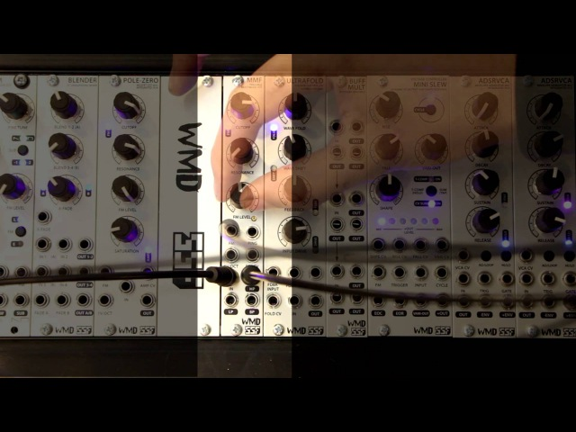 WMD SSF Collaboration: MMF MultiMode Filter