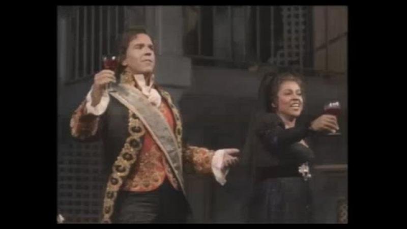 Rossini: Il Barbiere di Siviglia - Di Si' Felice Innesto (Tutti) - Kathleen Battle etc.