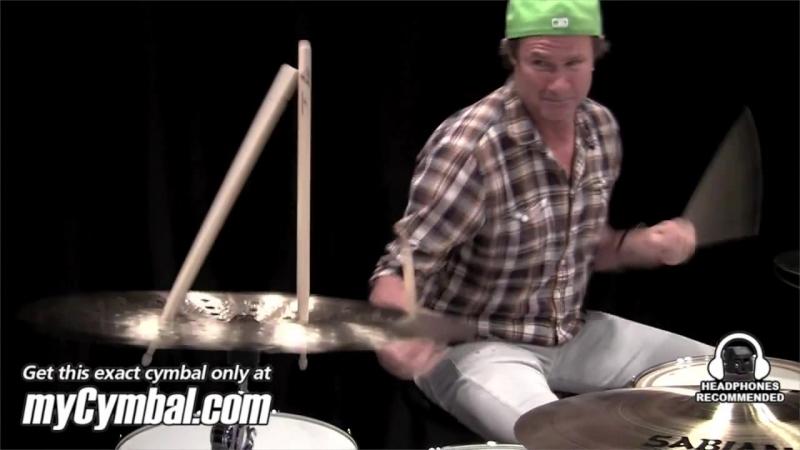 Sabian 21 AA Holy China Cymbal Natural Played by Chad Smith CS2116 1041212A